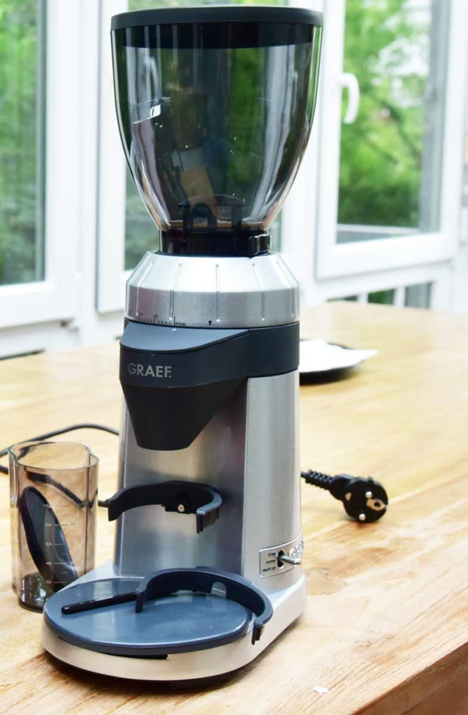 Graef Espressomühle CM800